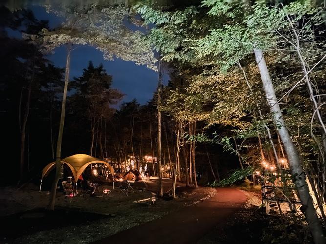 フリーキャンプサイト≪那須ハイランドパークの入園無料特典付き≫【ACなし】【車両不可】